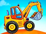 مصنع شاحنة الأطفال