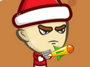 سانتا كلوز المحارب الصغير