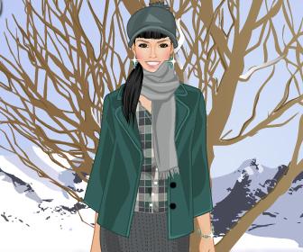 ملابس الشتاء 3