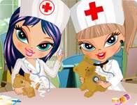بنات ممرضات