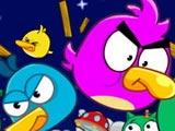 مدفع الطيور الغاضبة