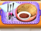 طبخ اكلات رمضان مع سارة على مائدة الفطور