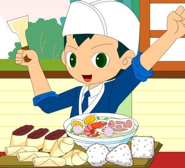 الطباخ الصغير