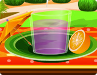 تحضير عصير الفواكه