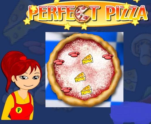 البيتزا الحارة
