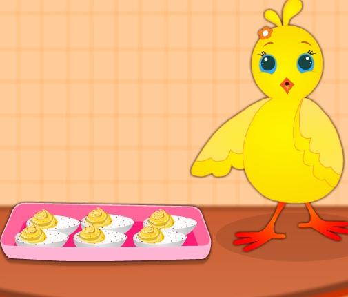 طبخ بيض مقلي