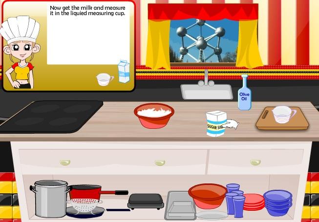 الطباخ الماهر وتحضير العشاء
