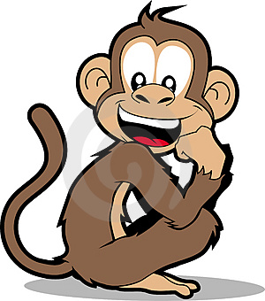 فلاش القرد