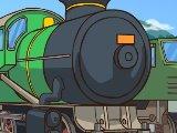 قطار نقل وتوصيل البضائع 2
