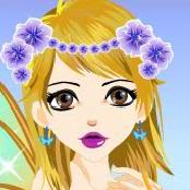 الملكة الفراشة باربي السحرية