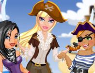 تلبيس بنات القراصنة