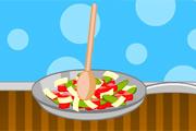 الطباخة الشاطرة