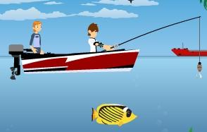 بن تن صيد السمك 2