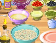 طبخ ماكولات ايطالية