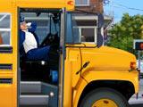 سائق اتوبيس المدرسة