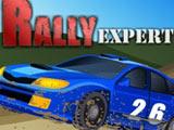 سيارات سباق زرقاء