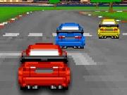 سباق سيارات داخل المدينة