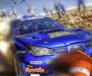 سباق سيارات رهيب