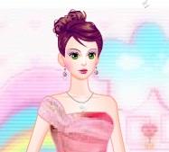 اختيار فستان باربي العروسة