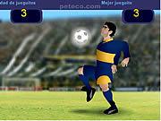 مهارة كرة القدم