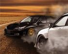 سباق تفحيط السيارات 2013