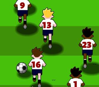 تدريب فريق كرة القدم اون لاين