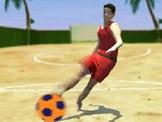 كرة قدم الشاطئ
