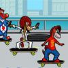 تزلج الخيول