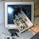 تحطيم الكمبيوتر