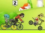فلاش الدراجات المجنونة