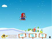 ماريو التزلج على الجليد