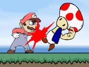 سوبر ماريو القتال