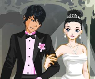 تلبيس العرائس والعرسان