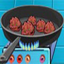 طبخ كرات اللحم السويدية
