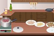 طبخ كفتة مصرية