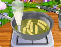 طبخ-نقانق-فقط