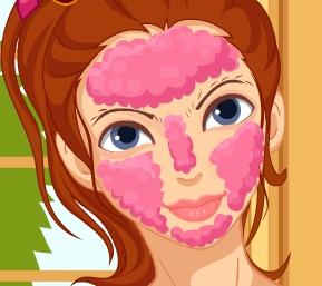 تنظيف الوجه والبشرة 2013