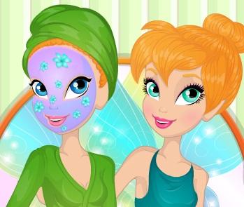 تنظيف البنات من الشعر الاميرة تنكر بل