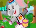 تلبيس الفيل الصغير