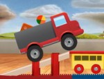 شاحنة نقل اللعب