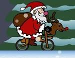 دراجة بابا نويل