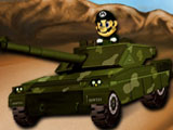 سوبر ماريو دبابات