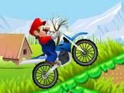 سوبر ماريو دراجات نارية