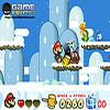 سوبر ماريو على الثلج