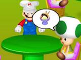 سوبر ماريو طبخ