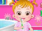 تنظيف الاطفال الجديدة