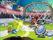 سبونج بوب بيسبول spongebob games