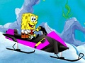 سبونج بوب تزحلق في الثلج