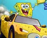 سبونج بوب سيارات اطفال