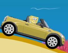 السيارات spongebob
